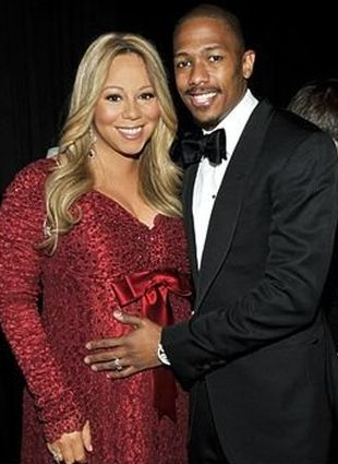 Nick Cannon panikuje przed porodem Mariah Carey