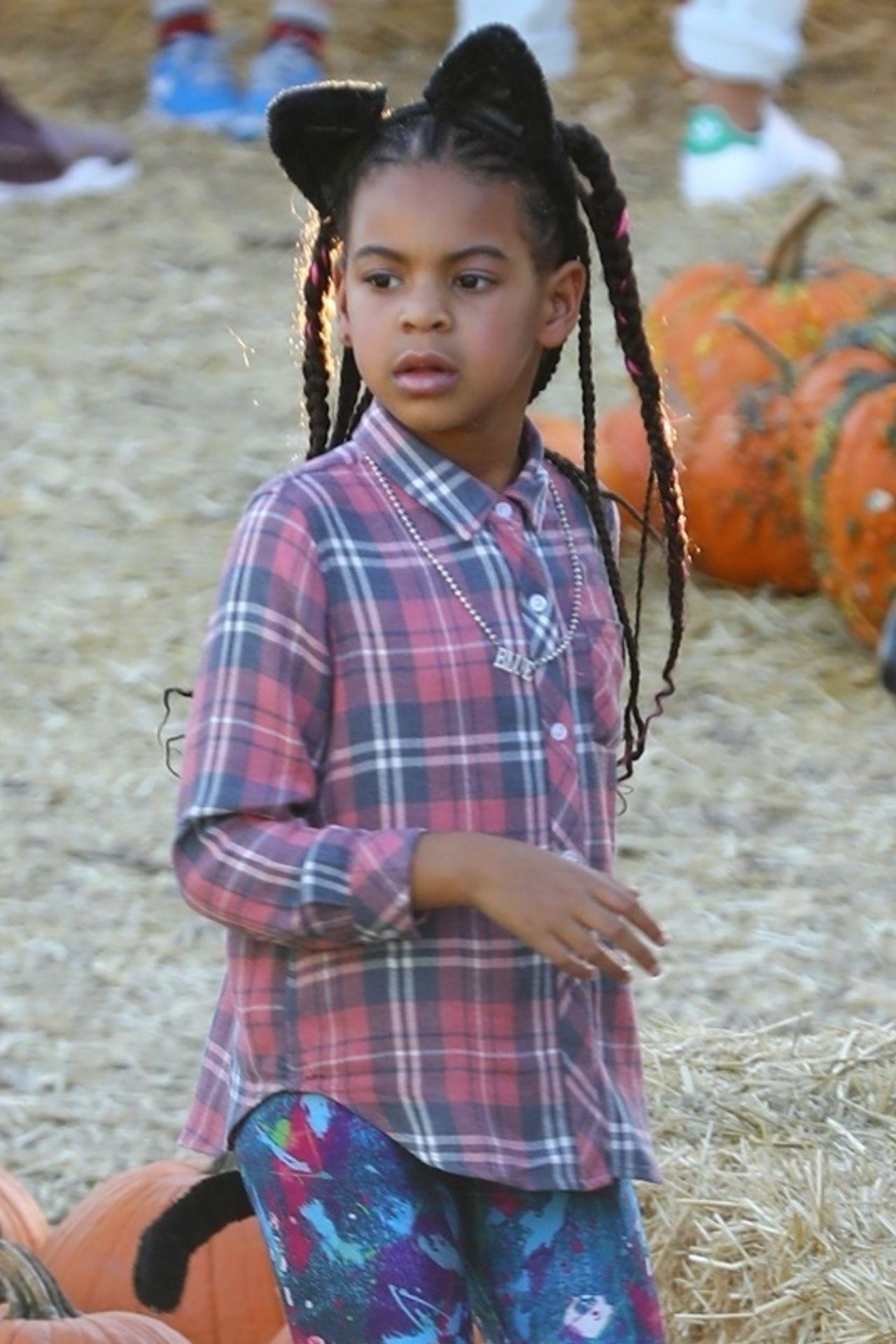 Blue  Ivy – córka Beyonce i Jaya Z
