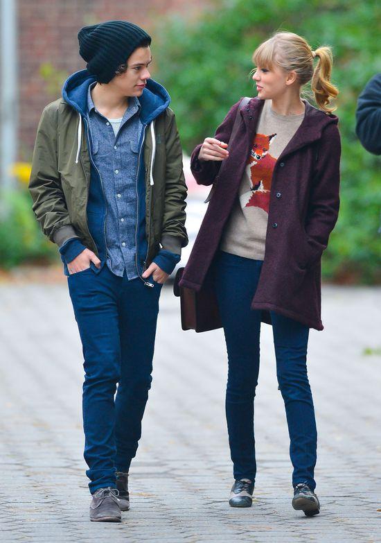 Gdy Harry poznał Taylor…
