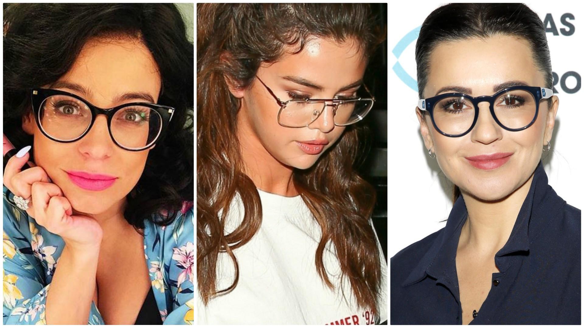 Gwiazdy noszą okulary