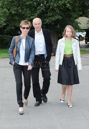 Justyna Pochanke z córką (FOTO)