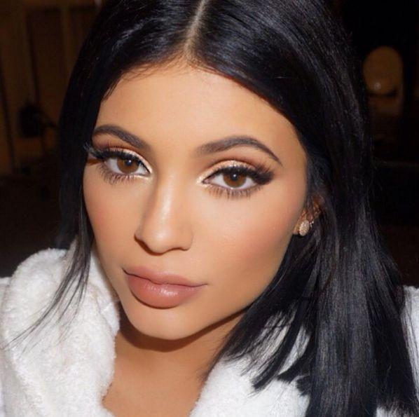 Makijaże Kylie Jenner