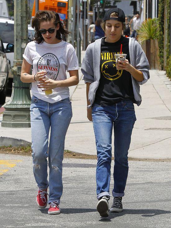 Kristen Stewart i Alicia Cargile – przyjaciółki czy kochanki?