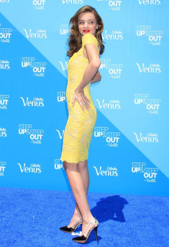 Miranda Kerr podbija Nowy Jork