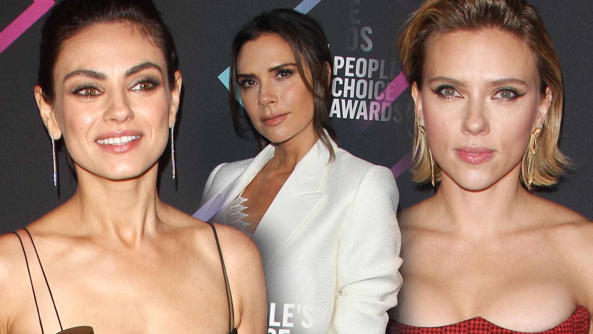 Gwiazdy na gali People's Choice Awards 2018