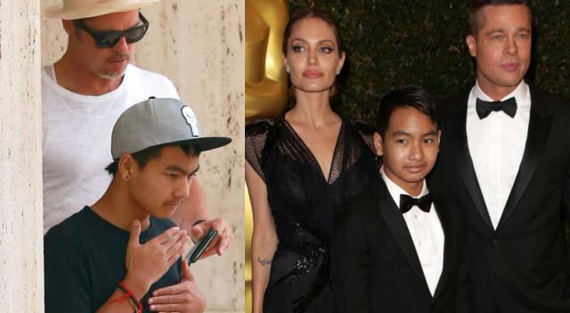SENSACYJNE wieści na temat Maddoxa Jolie-Pitta!