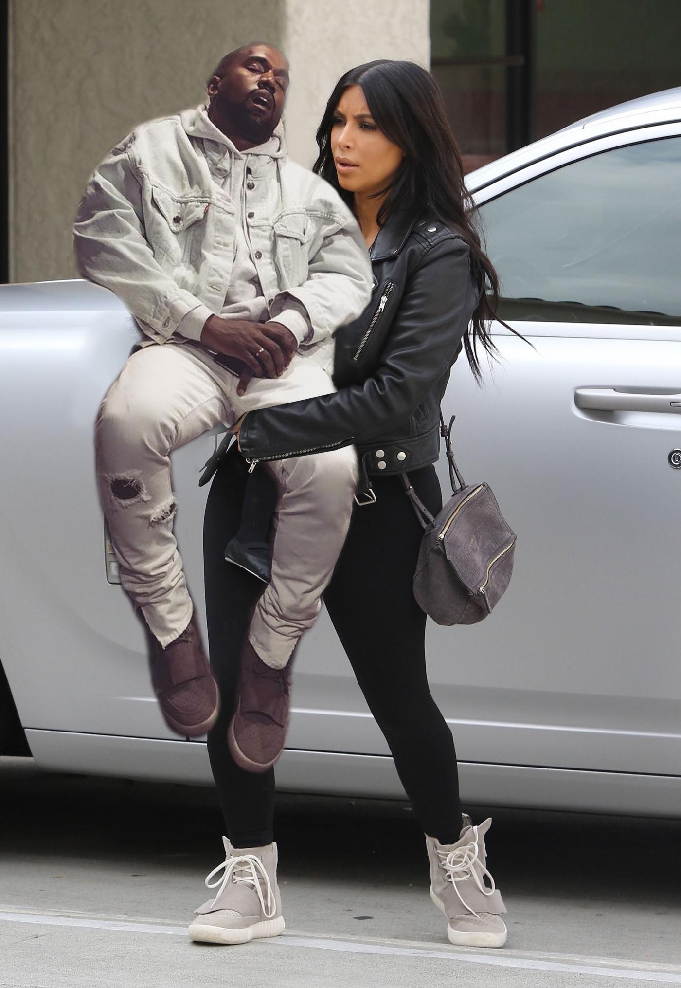 Kanye West usnął w galerii handlowej – memy
