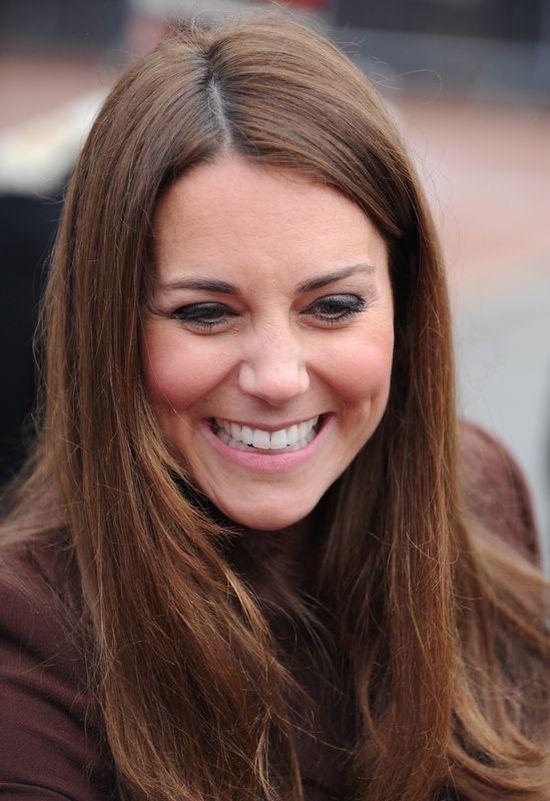 Księżna Kate w 4. miesiącu ciąży