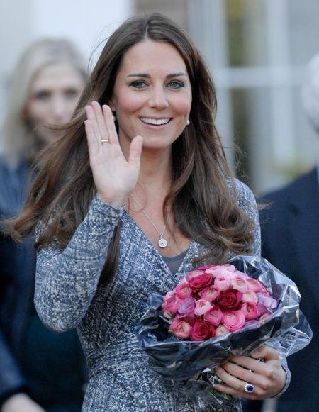 Księżna Kate będzie miała córeczkę?