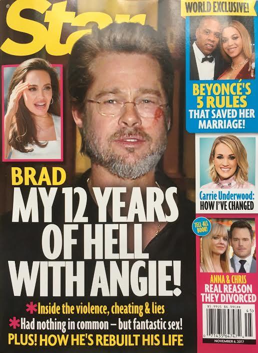 Związek Angeliny i Brada był jak 12 LAT PIEKŁA!