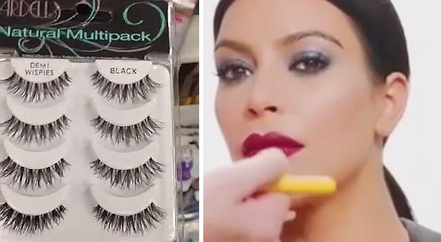 Nie uwierzysz, ILU KOSMETYKÓW używa makijażysta Kim Kardashian!