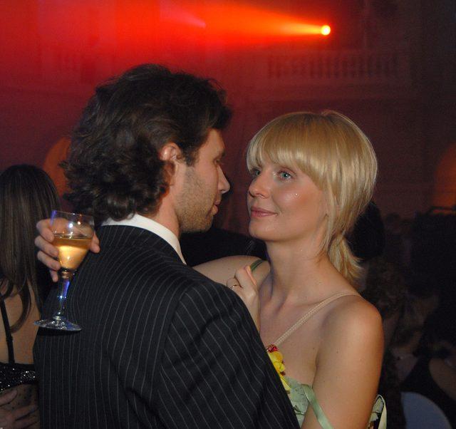 Agnieszka Szulim i Adam Badziak w czasach, gdy byli parą