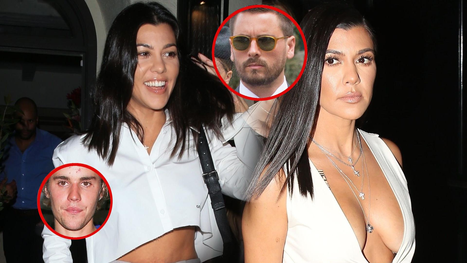 Wszyscy FACECI Kourtney Kardashian. Spotykała się nawet z NIM!