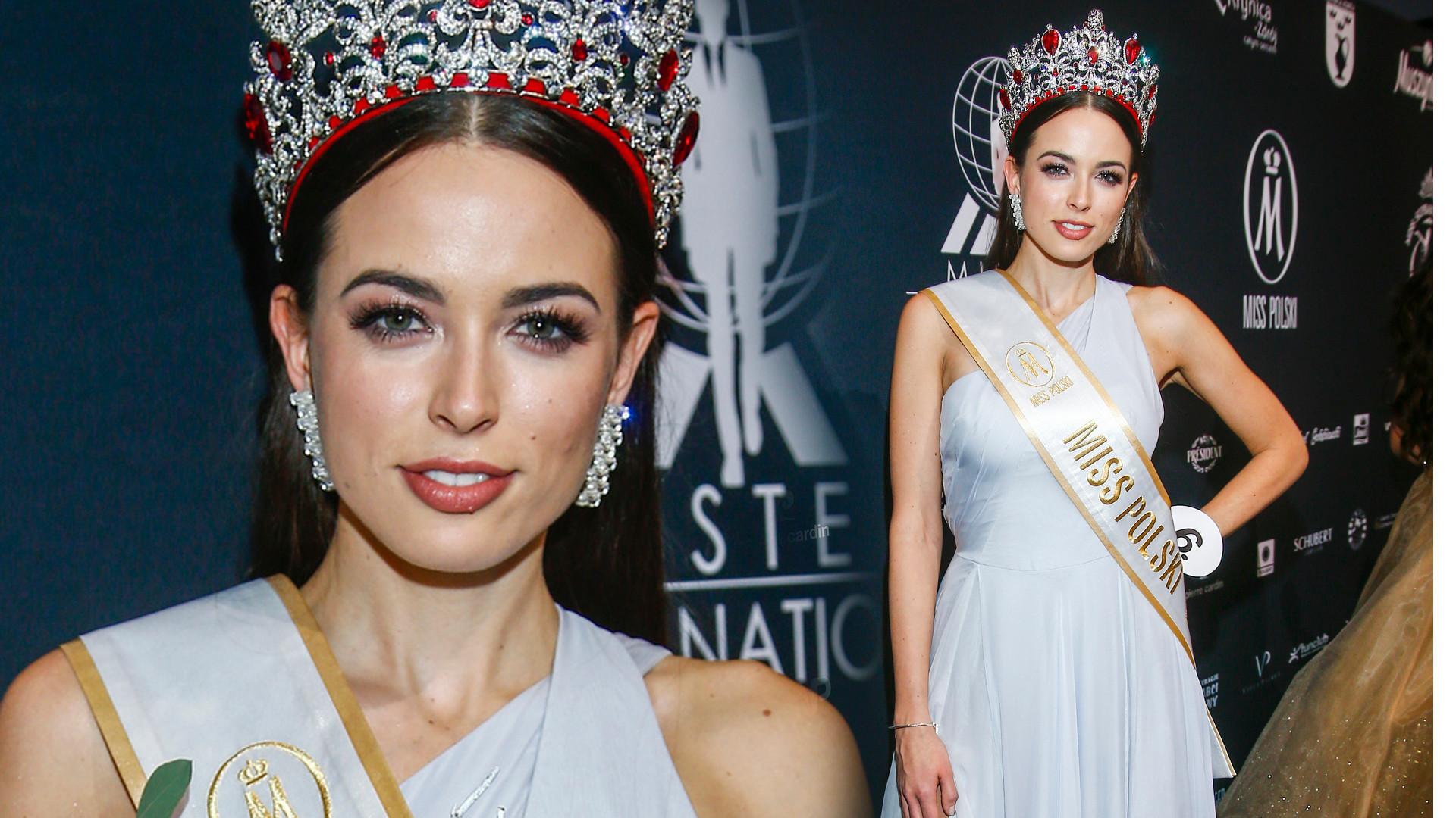 Olga Buława, nowa Miss Polski – zdjęcia z finału konkursu