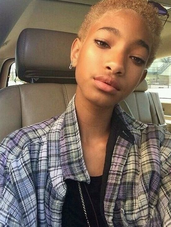 Zbuntowana Willow Smith