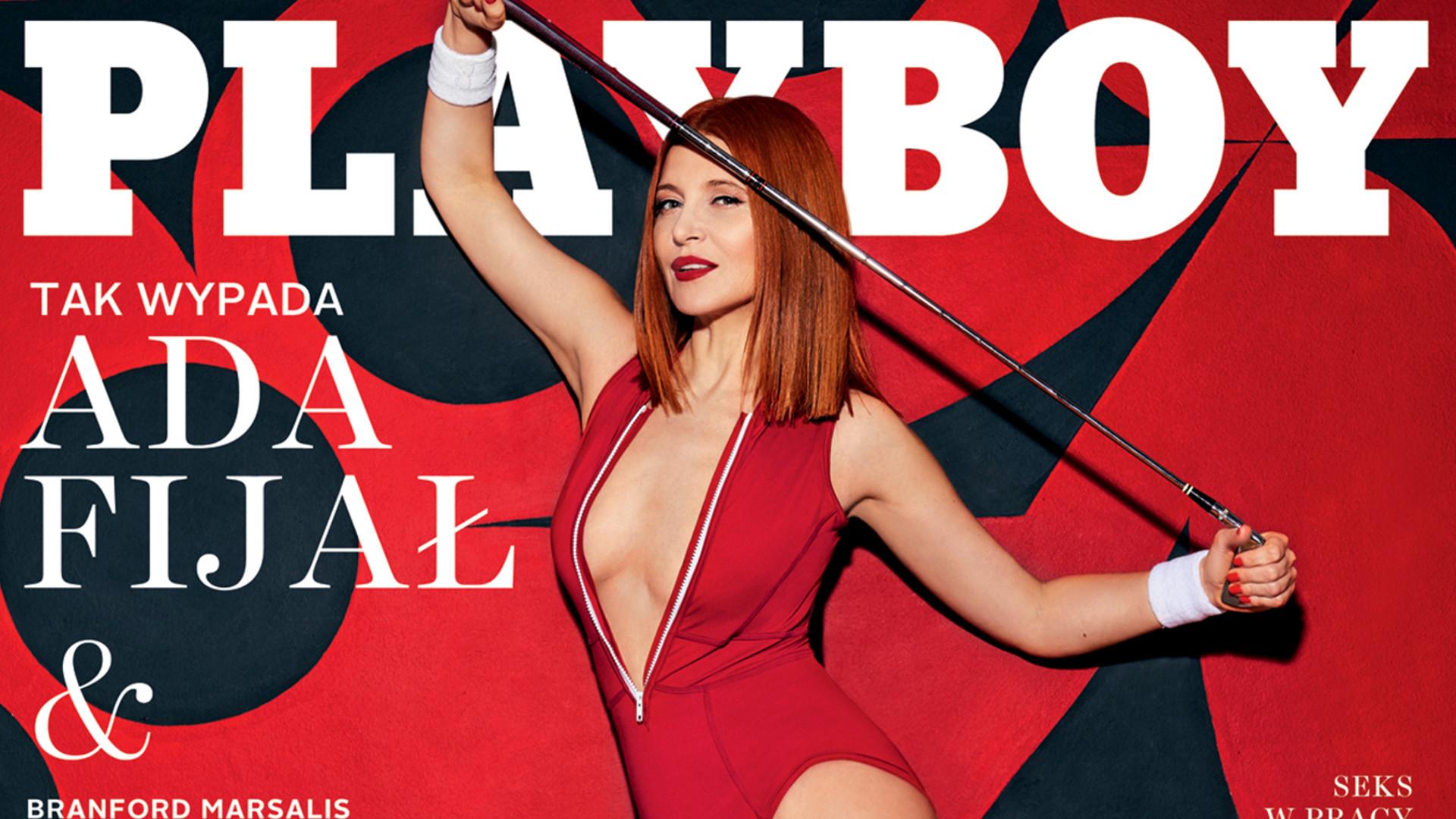 Ada Fijał w Playboyu – mamy pierwsze ZDJĘCIA!