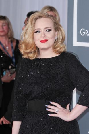 Adele urodziła syna