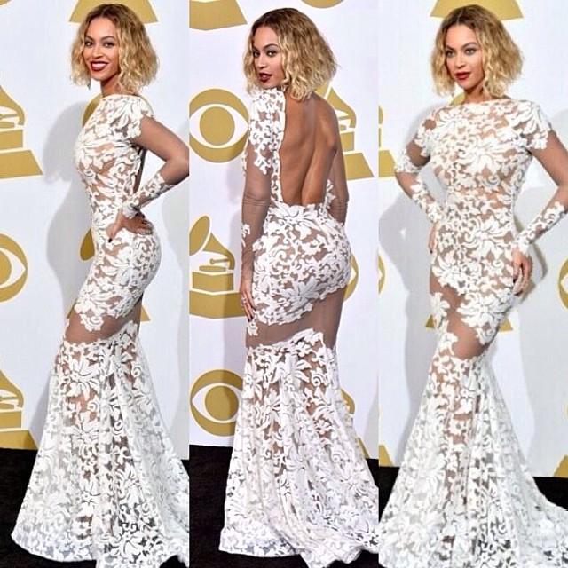 Grammy 2014 – kreacje gwiazd