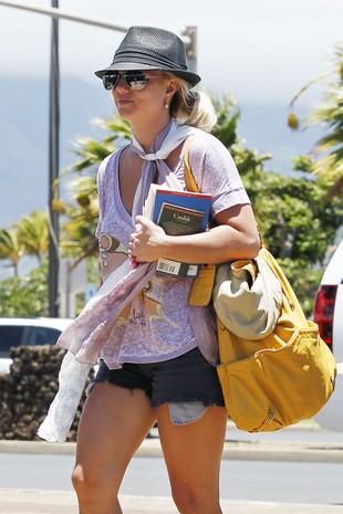U Britney Spears odezwały się kompleksy?