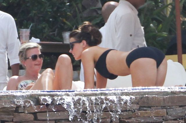 Kate Beckinsale w bikini