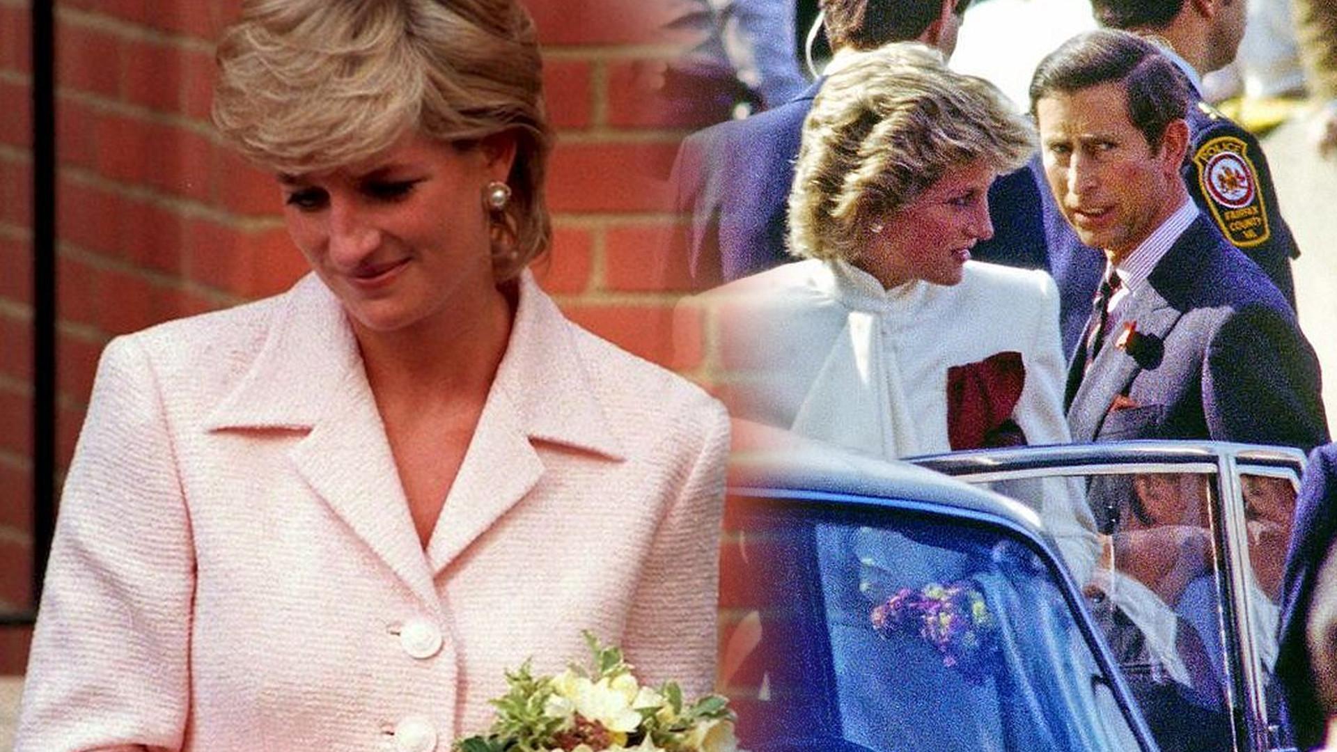 Książę Karol był ZDZIWIONY, kiedy wyszły na jaw prawdziwe cechy księżnej Diany!