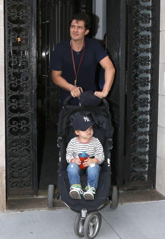 Miranda Kerr z rodziną