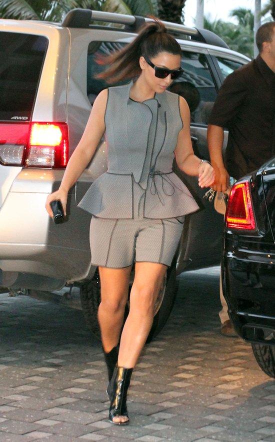 Kim Kardashian na zakupach