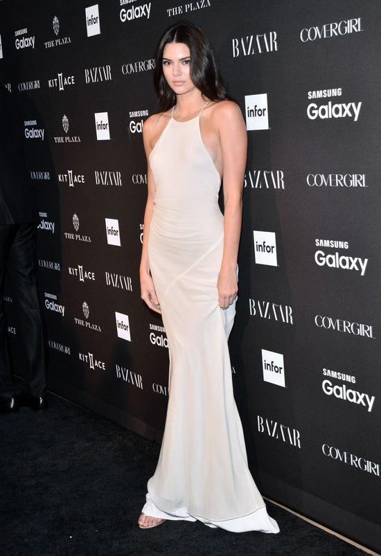 Kendall Jenner piękna bez pomocy glam squadu?