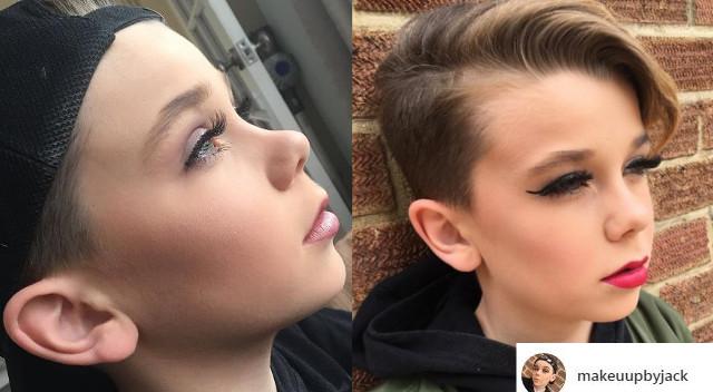 SZOK! Ten 10-letni CHŁOPIEC maluje się lepiej niż Ty!