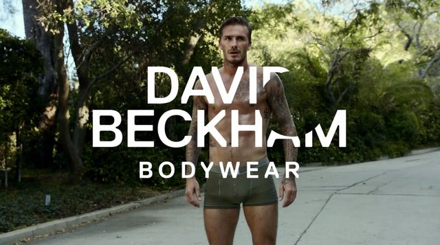 David Beckham znowu reklamuje H&M (FOTO)
