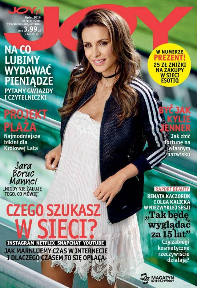 Polskie WAGs na okładkach magazynów