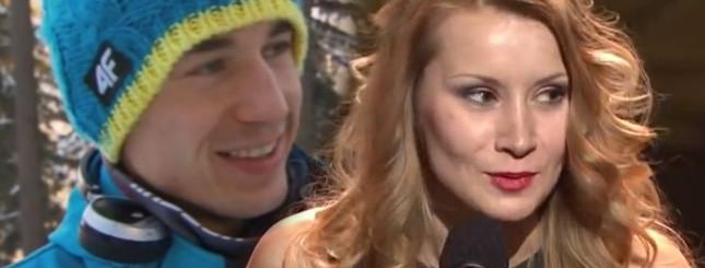 Kim jest żona Kamila Stocha? [VIDEO]