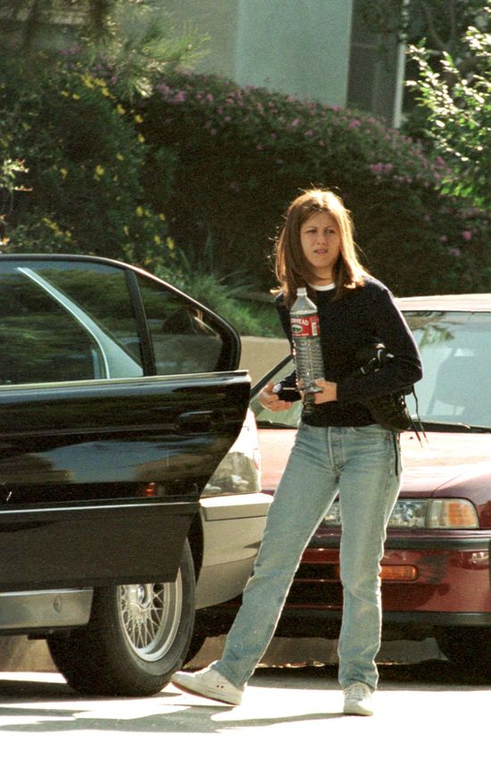 Jennifer Aniston ZOPEROWAŁA NOS! Jak wyglądała przed zabiegiem?
