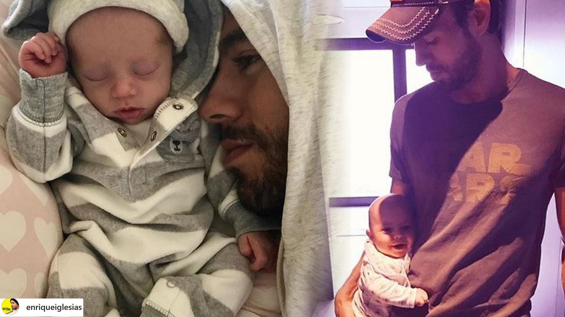 Enrique Iglesias pokazał NIETYPOWĄ zabawę z dziećmi