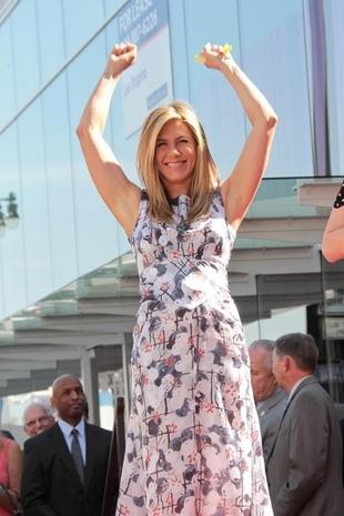 Jennifer Aniston: Do końca roku wyjdę za mąż