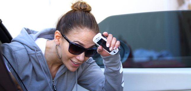 Jennifer Lopez w dresach (FOTO)