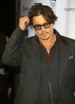 Johnny Depp nazwał zatokę imieniem ukochanej