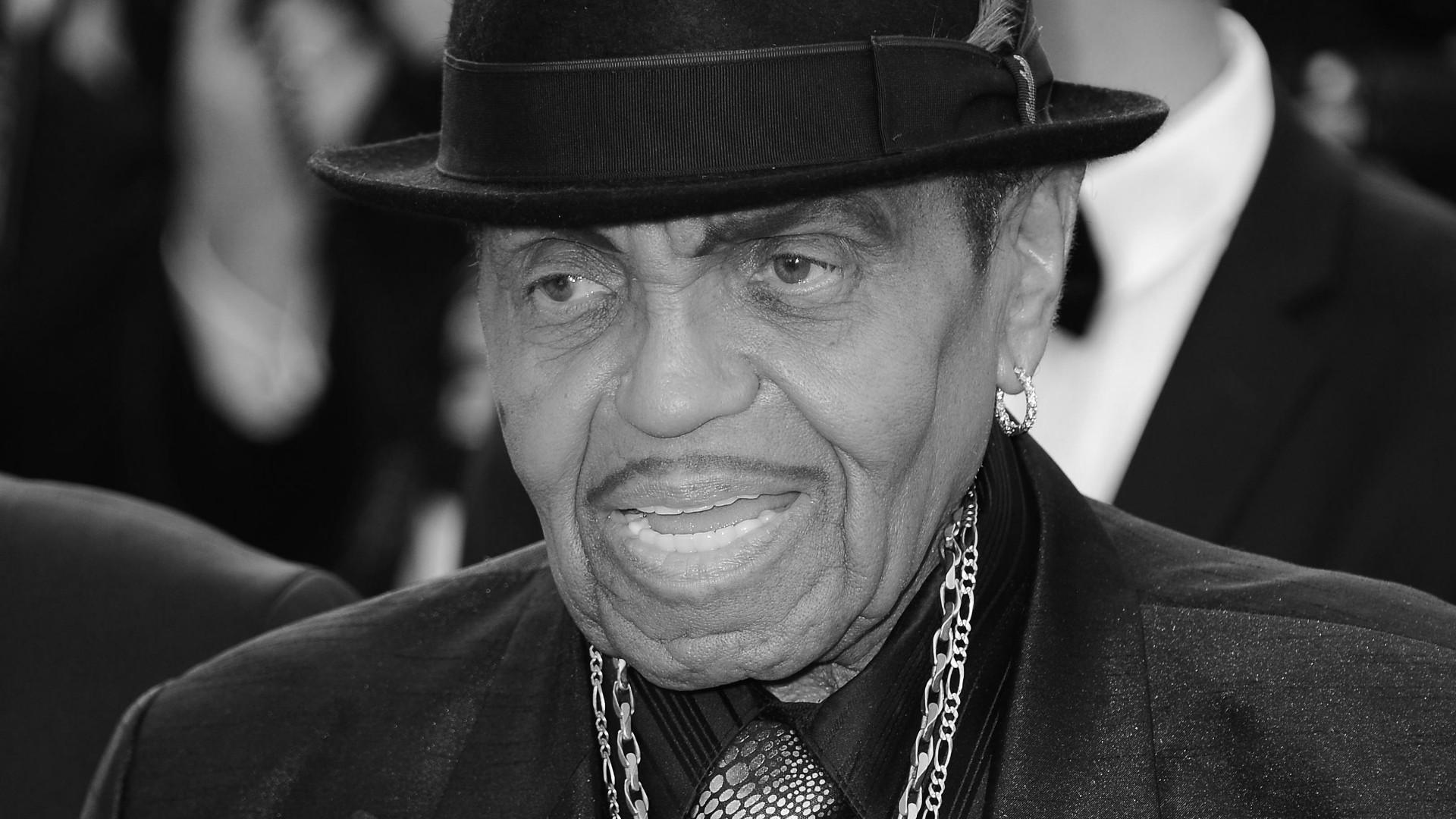 Nie żyje Joseph Jackson, ojciec Michaela Jacksona