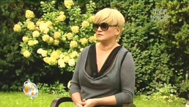 Katarzyna Figura przerywa wywiad [VIDEO]
