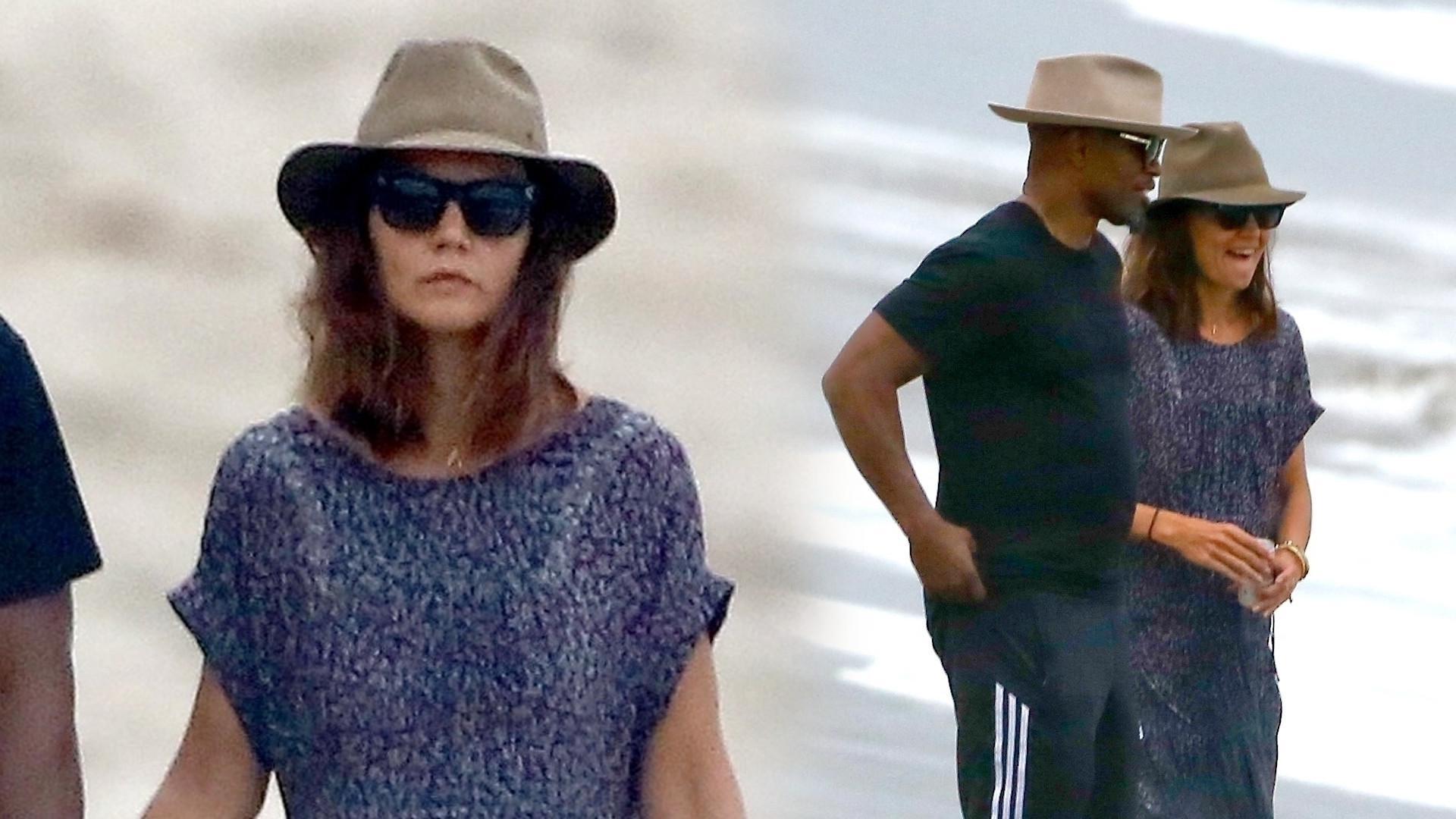ZDRADY i KŁAMSTWA – tak wyglądał związek Katie Holmes i Jamiego Foxx'a?