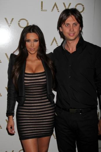 Kim Kardashian z mężczyzną u boku (FOTO)