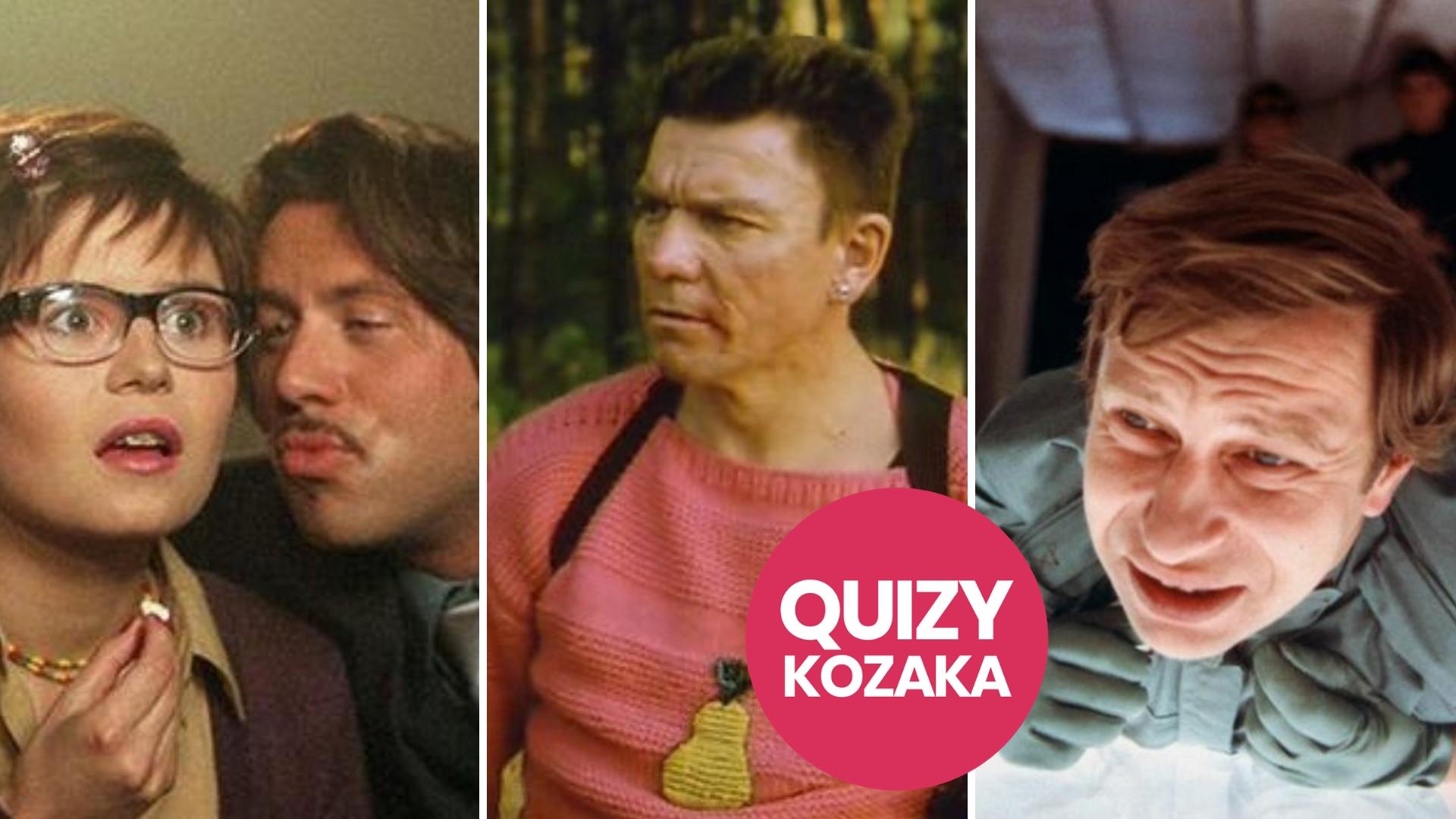 Rozpoznasz kultowe polskie komedie po jednym kadrze? Sprawdź się! (QUIZ)