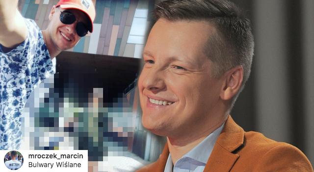 Marcin Mroczek ponownie zostanie ojcem! Pokazał CIĘŻARNĄ żonę! (INSTAGRAM)