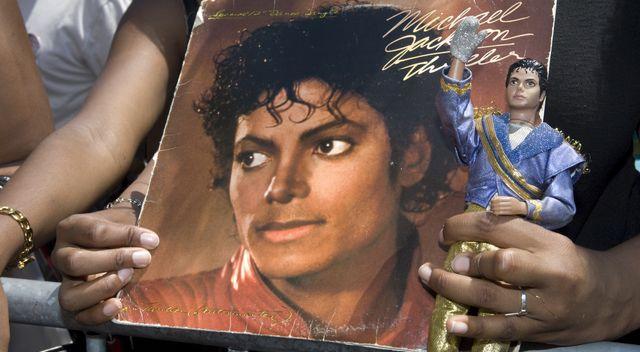 Grób Michaela Jacksona jest PUSTY?