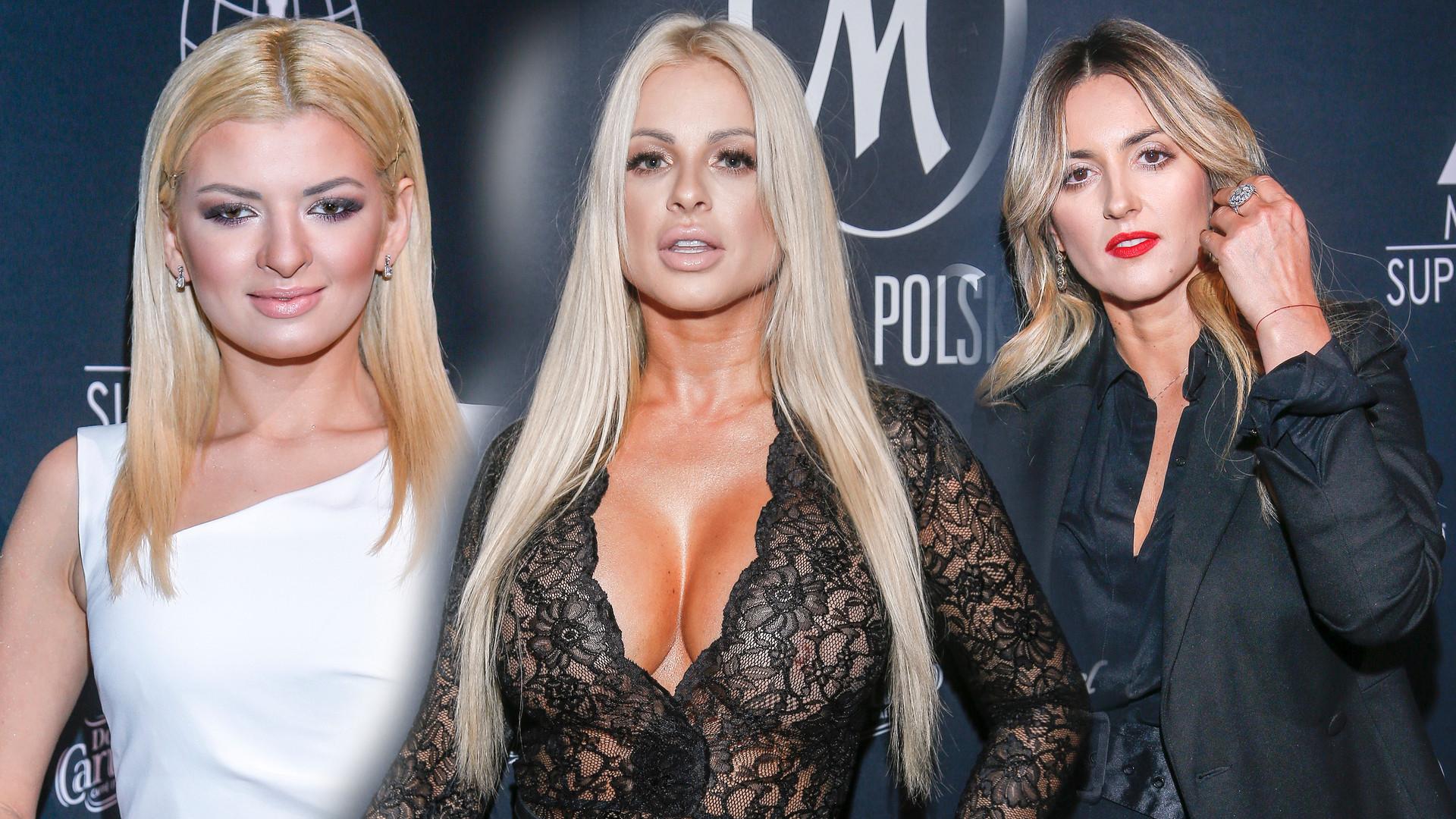 Natalia Szroeder, Karolina Szostak, Paula Tumala na Mister Supranational 2018