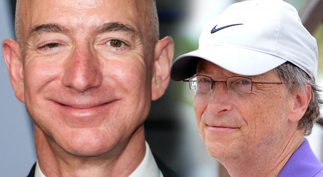 Bill Gates NIE JEST już najbogatszym człowiekiem na ziemi – wyprzedził go ON