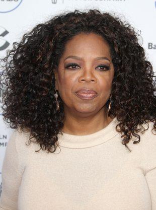 Oprah Winfrey i przyjaciele żegnają Bobbi Kristinę (Twitter)