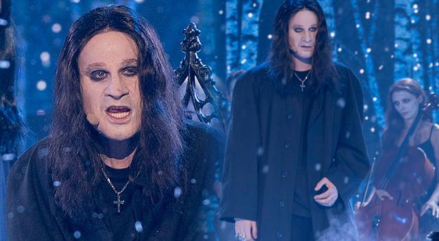Marcel Sabat jako Ozzy Osbourne w Twoja Twarz Brzmi Znajomo (VIDEO)