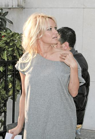 Pamela Anderson wróciła do Tommy'ego Lee