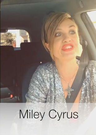 Ona jest niesamowita! Zobaczcie, jak naśladuje gwiazdy VIDEO